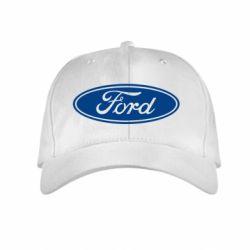 Детская кепка Ford Logo - FatLine