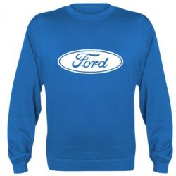 Реглан Ford Logo - FatLine