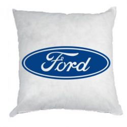 Подушка Ford Logo - FatLine
