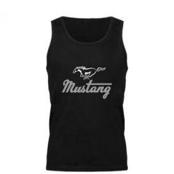 Мужская майка Ford Mustang