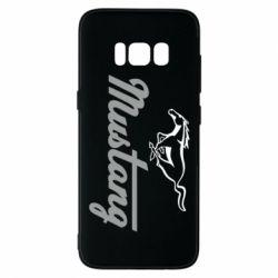 Чехол для Samsung S8 Ford Mustang