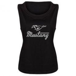 Женская майка Ford Mustang - FatLine