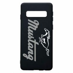 Чехол для Samsung S10 Ford Mustang