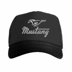 Кепка-тракер Ford Mustang