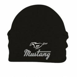 Шапка на флисе Ford Mustang