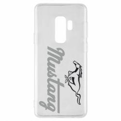 Чехол для Samsung S9+ Ford Mustang