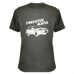 Камуфляжная футболка Forester Mafia
