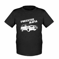 Детская футболка Forester Mafia