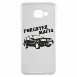 Чехол для Samsung A3 2016 Forester Mafia