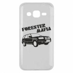 Чехол для Samsung J2 2015 Forester Mafia