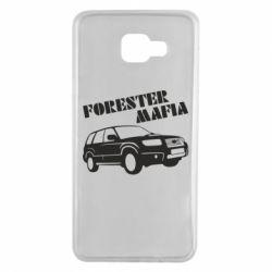 Чехол для Samsung A7 2016 Forester Mafia