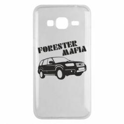 Чехол для Samsung J3 2016 Forester Mafia