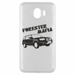 Чехол для Samsung J4 Forester Mafia