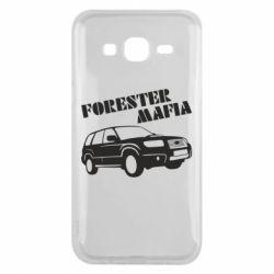 Чехол для Samsung J5 2015 Forester Mafia