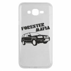 Чехол для Samsung J7 2015 Forester Mafia