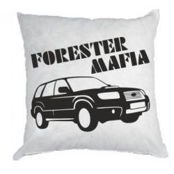 Подушка Forester Mafia
