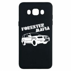 Чехол для Samsung J7 2016 Forester Mafia
