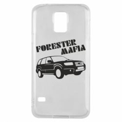 Чехол для Samsung S5 Forester Mafia