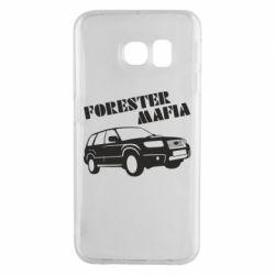 Чехол для Samsung S6 EDGE Forester Mafia