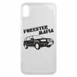 Чехол для iPhone Xs Max Forester Mafia
