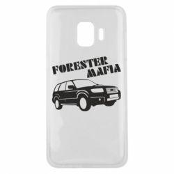 Чехол для Samsung J2 Core Forester Mafia