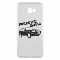 Чехол для Samsung J4 Plus 2018 Forester Mafia