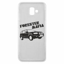 Чехол для Samsung J6 Plus 2018 Forester Mafia