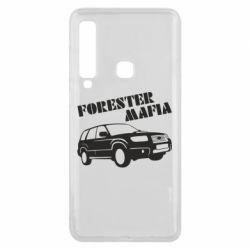 Чехол для Samsung A9 2018 Forester Mafia