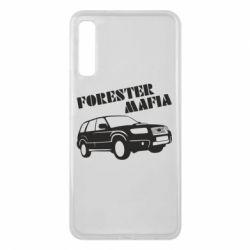 Чехол для Samsung A7 2018 Forester Mafia