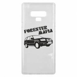 Чехол для Samsung Note 9 Forester Mafia