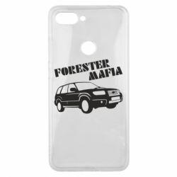Чехол для Xiaomi Mi8 Lite Forester Mafia