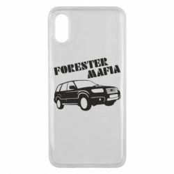 Чехол для Xiaomi Mi8 Pro Forester Mafia