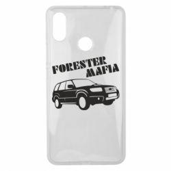 Чехол для Xiaomi Mi Max 3 Forester Mafia
