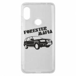 Чехол для Xiaomi Redmi Note 6 Pro Forester Mafia
