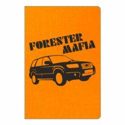 Блокнот А5 Forester Mafia