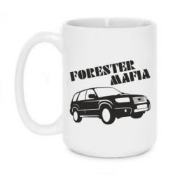 Кружка 420ml Forester Mafia