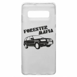 Чехол для Samsung S10+ Forester Mafia