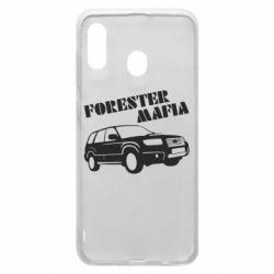 Чехол для Samsung A30 Forester Mafia