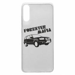 Чехол для Samsung A70 Forester Mafia