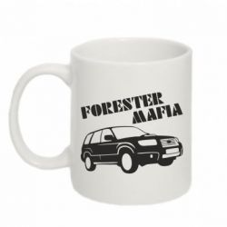 Купить Кружка 320ml Forester Mafia, FatLine