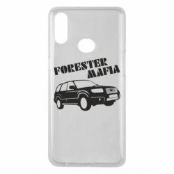 Чехол для Samsung A10s Forester Mafia