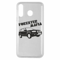 Чехол для Samsung M30 Forester Mafia