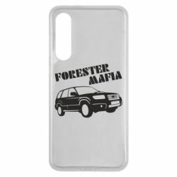 Чехол для Xiaomi Mi9 SE Forester Mafia