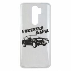 Чехол для Xiaomi Redmi Note 8 Pro Forester Mafia