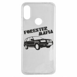 Чехол для Xiaomi Redmi Note 7 Forester Mafia