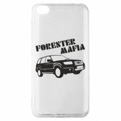 Чехол для Xiaomi Redmi Go Forester Mafia