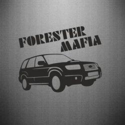Наклейка Forester Mafia