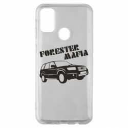 Чехол для Samsung M30s Forester Mafia