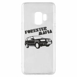 Чехол для Samsung S9 Forester Mafia