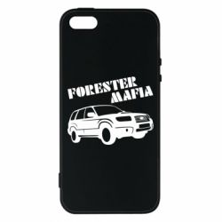 Чехол для iPhone5/5S/SE Forester Mafia